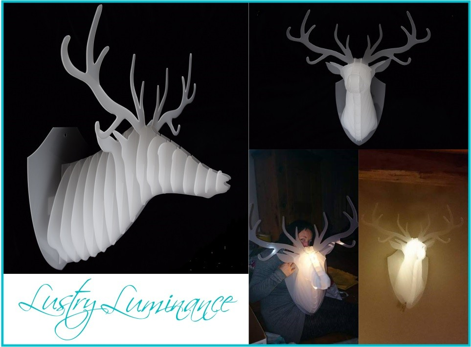 DEER LUMINANCE IS SHINING